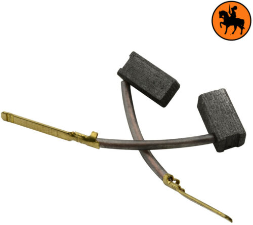6x7x13mm NEW Carbon Brushes DEWALT DW443B sander