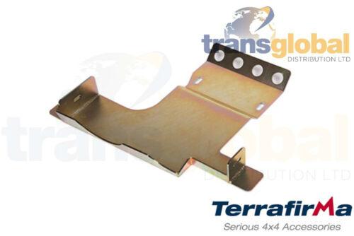 Steel transmission Guard for Land Rover Defender 83-06 Terrafirma TF856