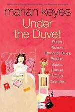 Under the Duvet: Shoes, Reviews, Having the Blues, Builders, Babies, Families an