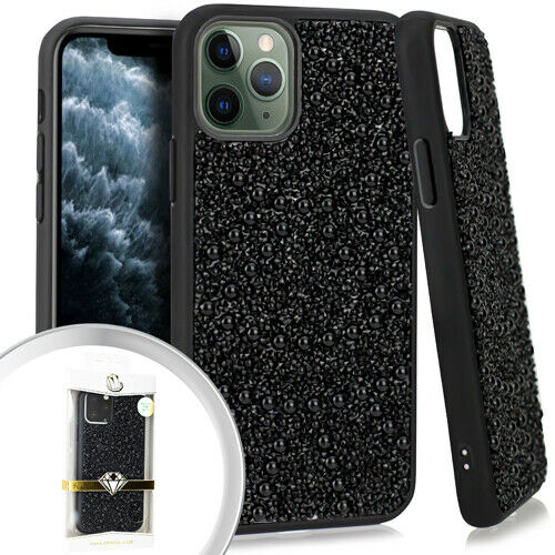 Apple iPhone 11 Onyx Pearl Case Cover and a Tempered Gl