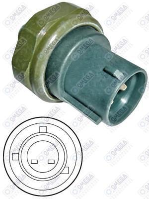 Santech Binary Pressure Switch R12 R134A Male 3//8-24 T