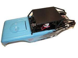 Redcat-Racing-Wendigo-4X4-Crawler-Prepainted-Truck-Body-Roll-Cage-Drivers