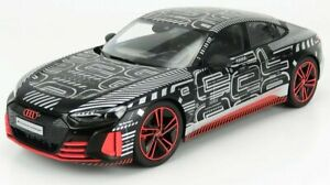 NOREV AUDI | GT RS E-TRON PROTOYP 2021 | GREY WHITE RED