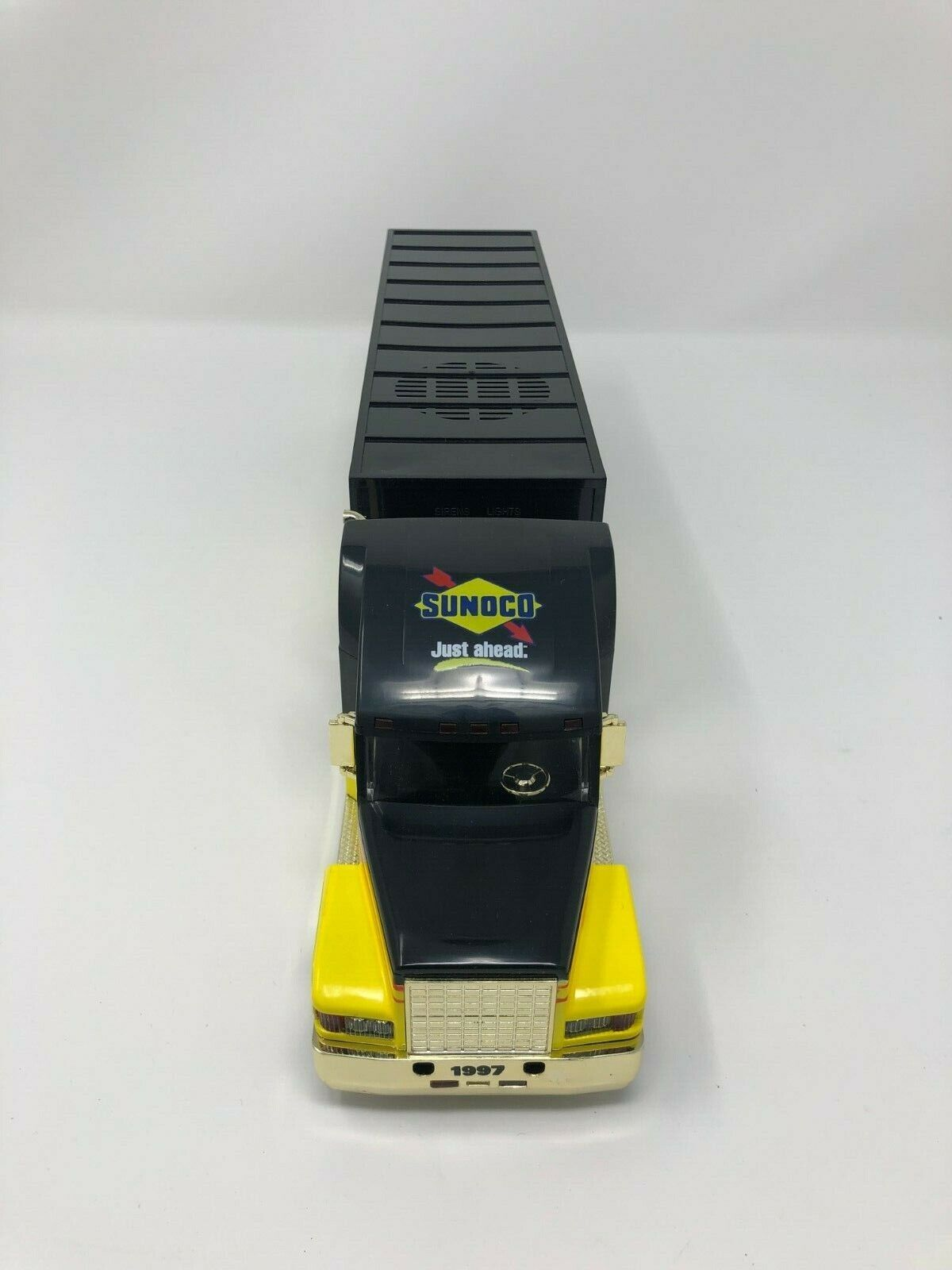 1997 Sunoco Collectible Racing Team Toy Truck Gold Limited Edition Sealed NIB