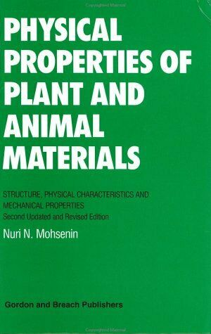 Physical Properties Of Plant A