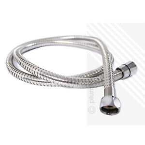 1 5m Universal Stainless Steel Flexi Shower Hose 2 Replace Mira Triton Grohe Christmas Ornament