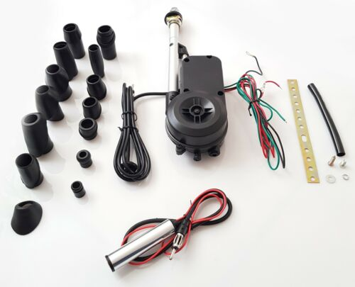 Antenne Télescopique Électrique comme Hirschmann Mercedes W123 C126
