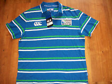 2011 Rugby World Cup BNWT New Polo Shirt Adults XXL Canterbury New Zealand Top