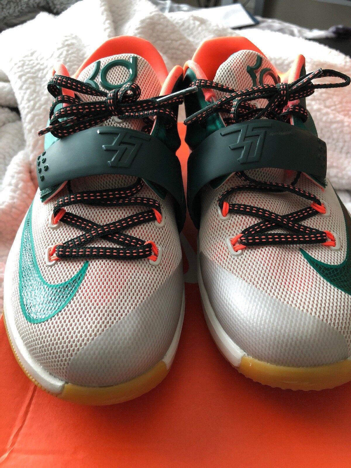 huge discount 77e1c e6fe5 ... Nike Kd 7 Gs Mystic Mystic Mystic Green Size 5y b39344 ...