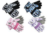 Ski Snow Board Gloves Mens Womens Winter Sports Warm Waterproof 4 Color S M L Xl
