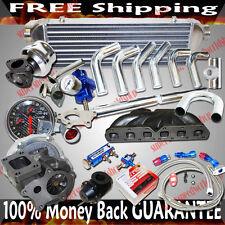 Turbo Kits w/ Precision 5431Turbo for 01-02 VW Jetta GLX/GLS Wagon 2.8L VR6 only