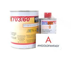 Sintagom 703/60 Neutro Prochima Elastomero poliuretanico da colata 1 kg