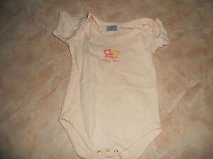 One-pieces # Super Süßer Baby Strampler Body Für Mädchen Größe 62/68 Girls' Clothing (newborn-5t)