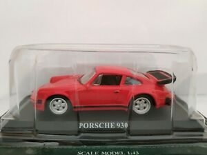 1-43-PORSCHE-911-TURBO-930-COCHE-METAL-ESCALA-DIECAST