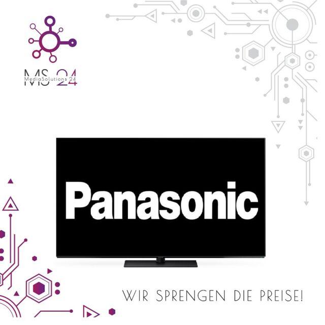 Panasonic Fzw804 Oled Fernseher Im Test Audio Video Foto Bild