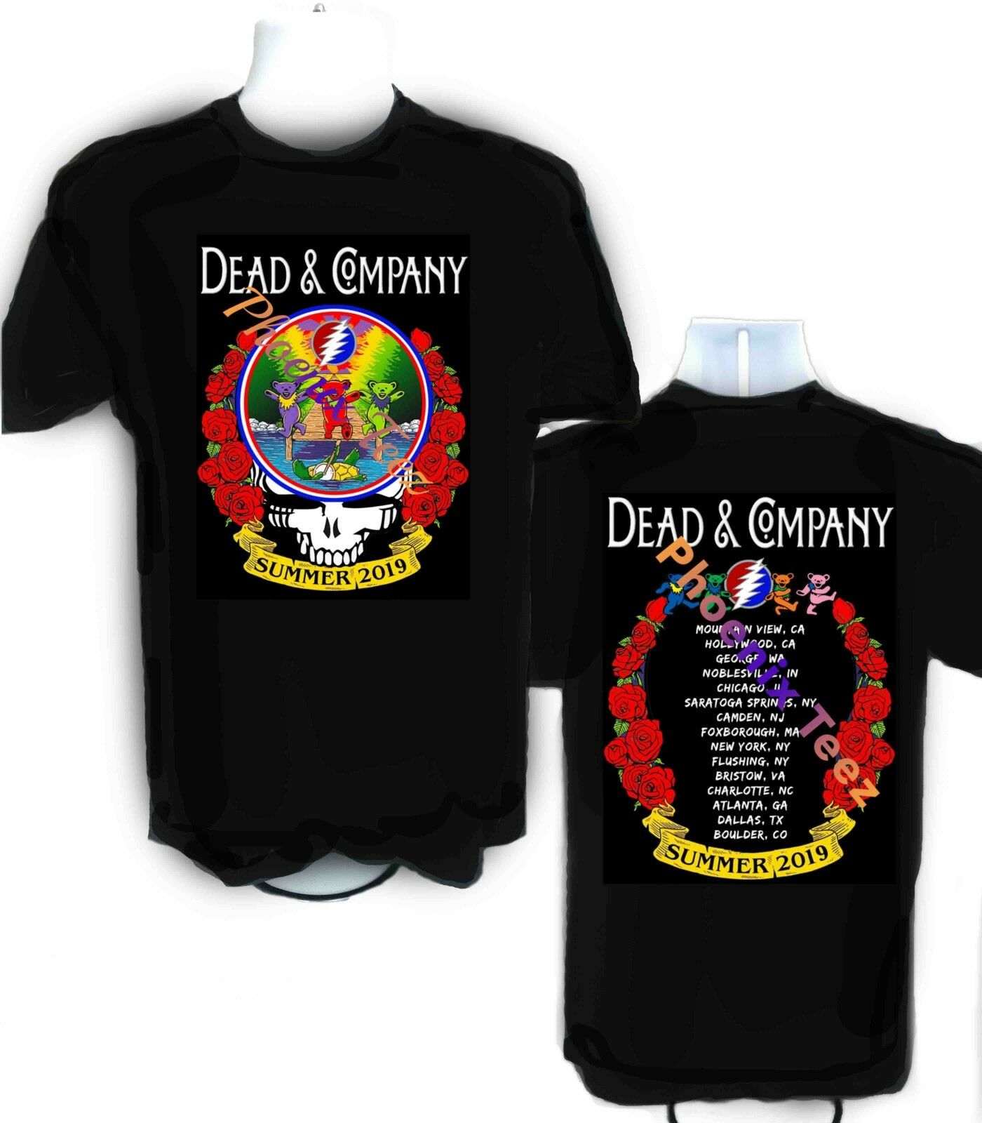 58afe67c48652 Dead and Company 2019 Summer Tour t shirt 6X S to npahvv21885-T ...
