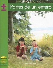 Partes de un entero (Yellow Umbrella Spanish Early Level) (Spanish Edition) - Ac