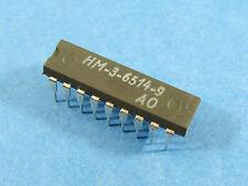4-Bit SRAM CMOS PLASTIC Toshiba DIP-18 1pcs 1 x TC5514AP-3 1024 word