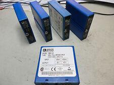 ANALOG DEVICES -- ISOLATED STRAIN GAUGE INPUT- 5B38-02 -- INPUT 30mV OUTPUT 5V