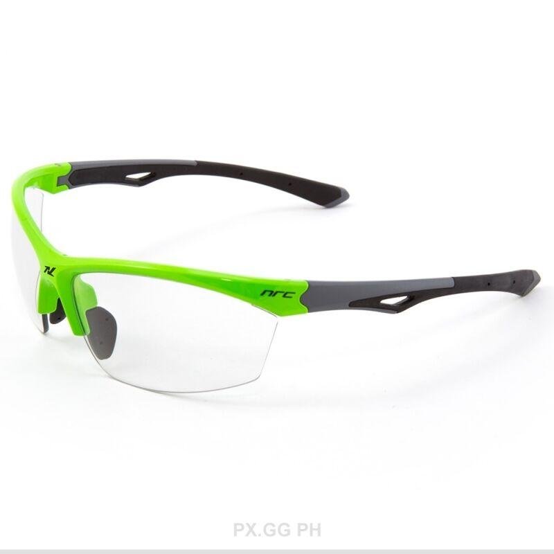 Glasses nrc mod. px. ggph neon green trasparent photocromic  glasses spectacles nrc  the latest models