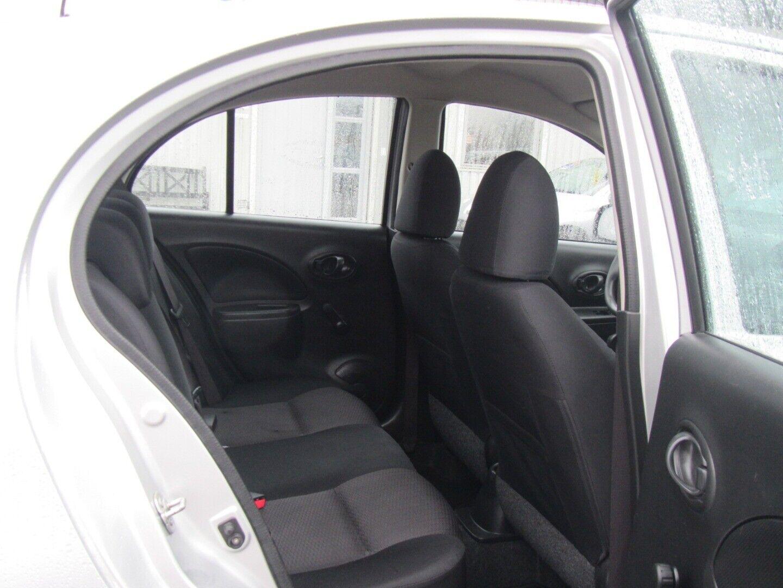 Nissan Micra 1,2 Tekna