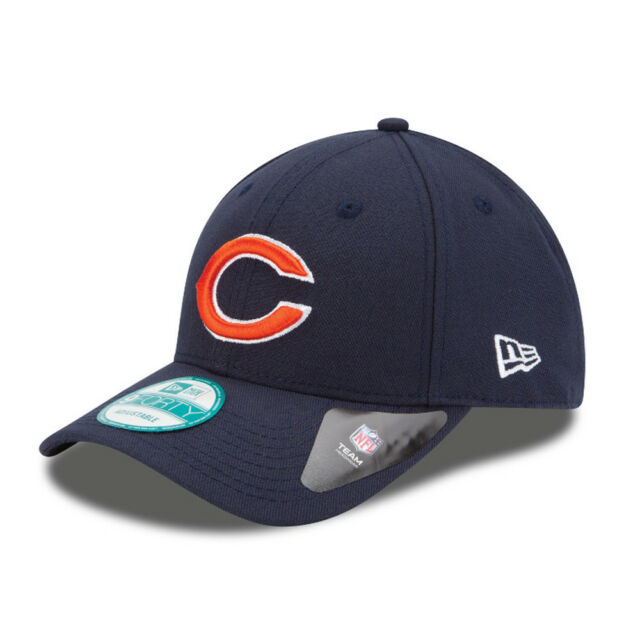 NEW ERA Mens Blue Chicago Bears The League Cap Navy Blue BNWT