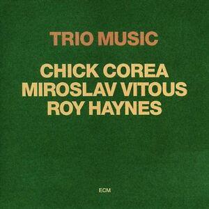 Chick-Corea-Trio-Music-New-CD-Spain-Import