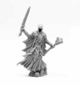 1x-Wraith-Lord-Bones-reaper-Figuerchen-Miniatur-JDR-RPG-D-amp-D-Lotr-77642r