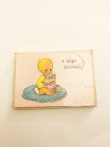 American greetings baby shower invitations baby shower invitations vintage baby shower invitations american greetings pack of 12 cards m4hsunfo