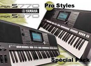 Details about 378 Styles for Yamaha PSR S 770-970-775-975-650-670-675 SX  700-900 Top Hit's- show original title