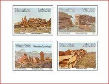 NAM9701 Walls of stone 4 pcs