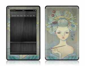 Details about Gelaskin Gelaskins for Kindle Fire Skins Cover Audrey  Kawasaki Oiran