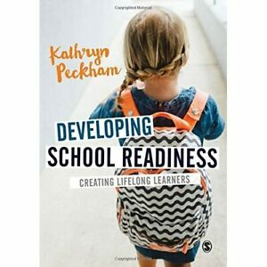 Developing-School-Readiness-Creating-Lifelong-Learner-Hardcover-NEW-Peckham