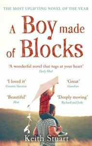 BOY MADE OF BLOCKS FRAI STUART KEITH LITTLE BROWN BOOK GROUP PAPERBACK  SOFTBACK