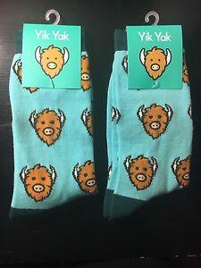 Image is loading Yik-Yak-socks-unworn-with-tags 8fd81a34a36f