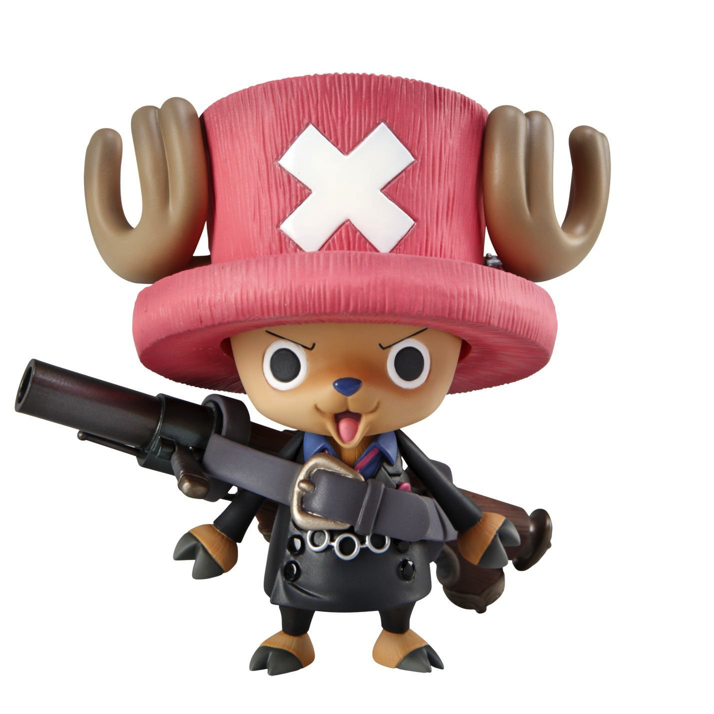 MegaHouse One Piece POP Strong Edition Tony-Tony Chopper Ver.2 1 8 Figure
