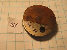 Scc 12 28 Nf 2 Thread Gage Nogo 1897 Sealed Adjustment 51 Machinist