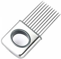 Multi-purpose Vegetable Holder Slicer, Cutting Tools Stainless Kitchen Gadgets on sale