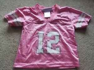 pink toddler dallas cowboys jersey