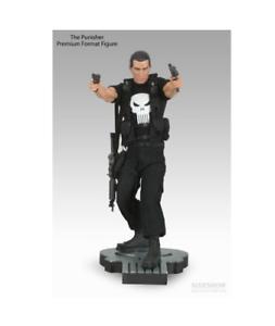 Marvel Punisher Premium Format Statue Sideshow Used JC