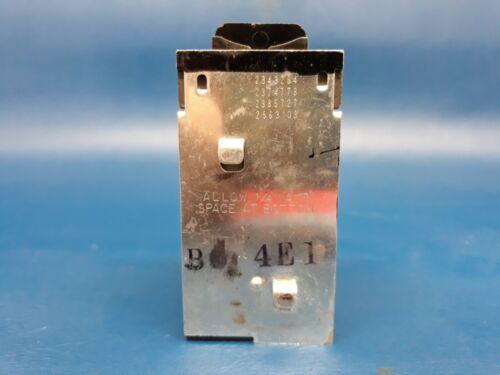 BULLDOG 20 Amp Pushmatic 1 Pole Breaker 31120 same as P120 ITE Gould Siemens