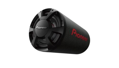 "Pioneer TS-WX306T 12/"" coche Subwoofer Tubo 1300w Max Power bajo tubo"