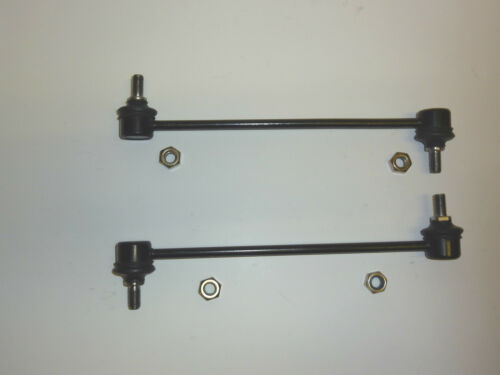 Jaguar X Type 03//2001-on Metal Front Anti Roll Bar Stabiliser Links x 2 A Pair.