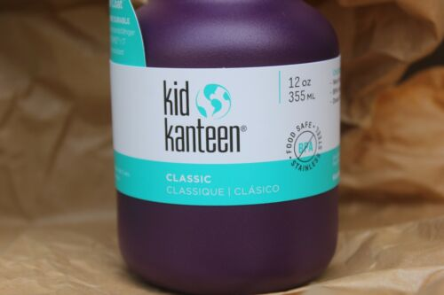 KLEAN KANTEEN 12oz SIPPY Top Cup TODDLER water bottle clean canteen New Colors