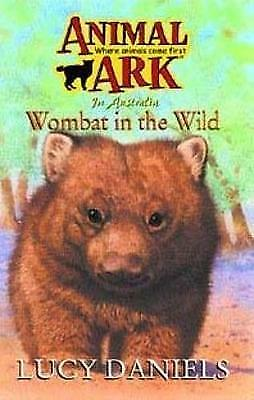 Wombat in the Wild by Lucy Daniels (Paperback, 1996)