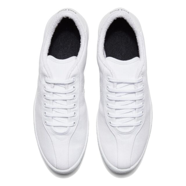 check out d4704 639da Men Fred Perry Shoes White B1 Tennis Shoes White Sneakers New