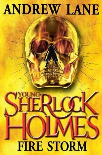 1 of 1 - Fire Storm (Young Sherlock Holmes),Andrew Lane- 9780330537964