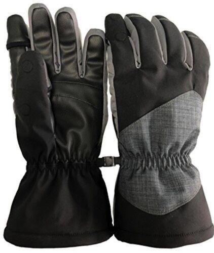 Thermolite Foldback Gloves Waterproof /& Windproof Skiing Photography /& Fishing