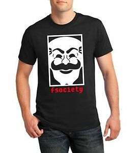 Fsociety-T-Shirt-Mr-Robot-TV-Show-Hacker-Mask-Computer-Programmer-Gamer