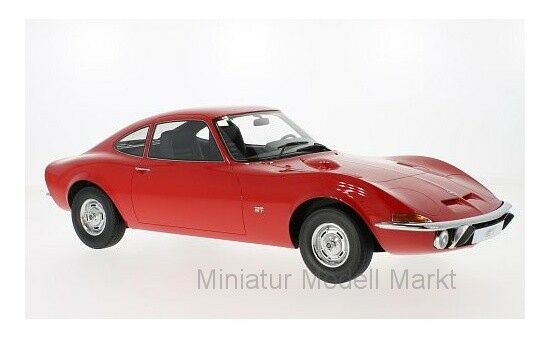 Premium ClassiXXs Opel GT-RED-Without Display Cabinet - 1968 - 1 12